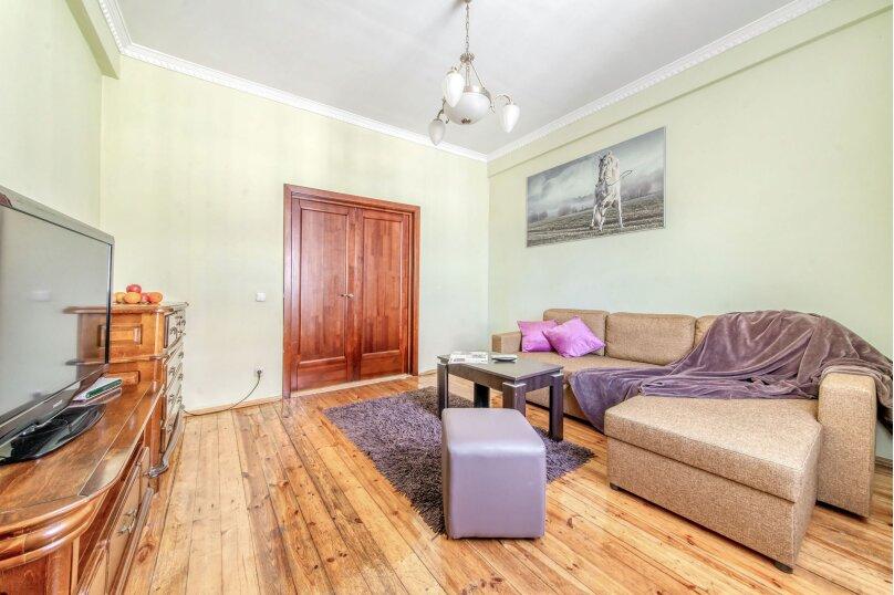 2-комн. квартира, 52 кв.м. на 4 человека, улица Городской Вал, 8, Минск - Фотография 5