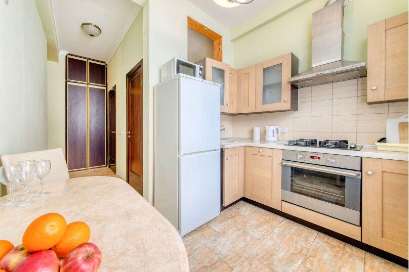 2-комн. квартира, 52 кв.м. на 4 человека, улица Городской Вал, 8, Минск - Фотография 6
