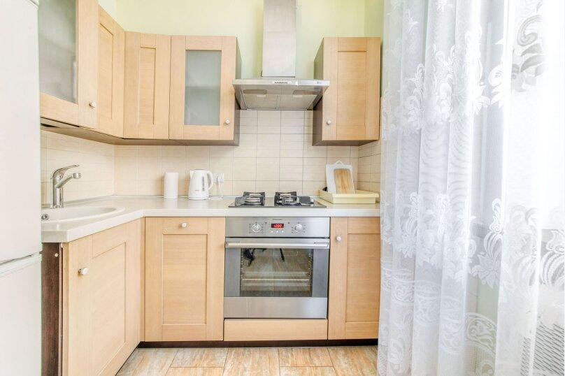 2-комн. квартира, 52 кв.м. на 4 человека, улица Городской Вал, 8, Минск - Фотография 8