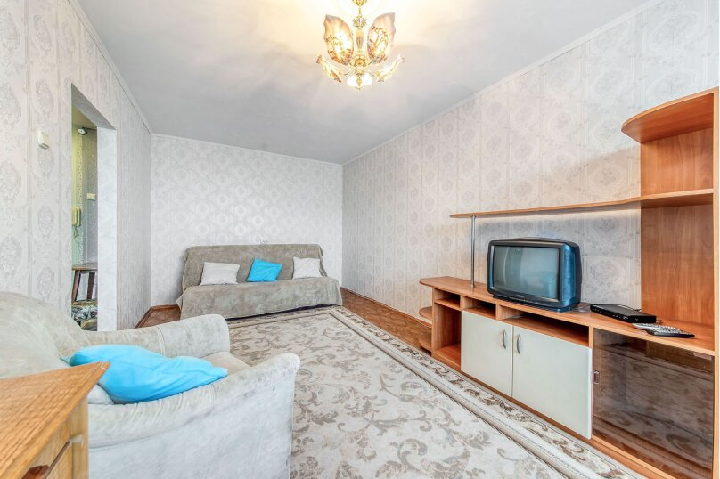 2-комн. квартира, 52 кв.м. на 4 человека, Заславская улица, 12, Минск - Фотография 2