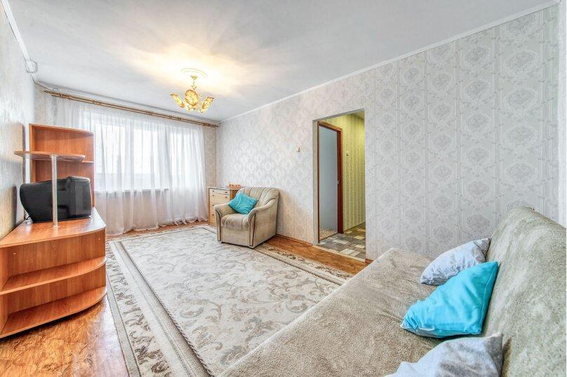 2-комн. квартира, 52 кв.м. на 4 человека, Заславская улица, 12, Минск - Фотография 3