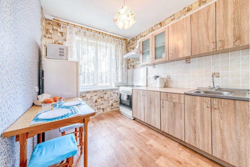 2-комн. квартира, 52 кв.м. на 4 человека, Заславская улица, 12, Минск - Фотография 8