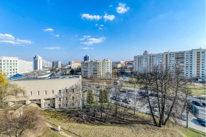 2-комн. квартира, 52 кв.м. на 4 человека, Заславская улица, 12, Минск - Фотография 10