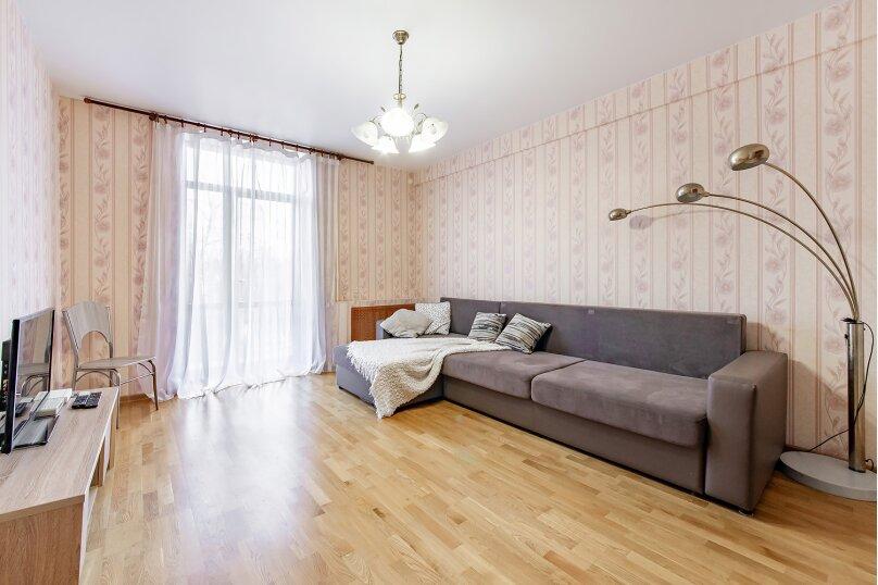 2-комн. квартира, 52 кв.м. на 4 человека, улица Козлова, 8, Минск - Фотография 2