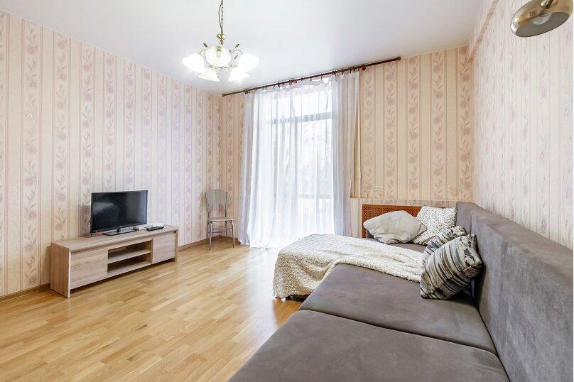 2-комн. квартира, 52 кв.м. на 4 человека, улица Козлова, 8, Минск - Фотография 3