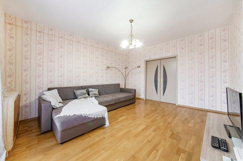 2-комн. квартира, 52 кв.м. на 4 человека, улица Козлова, 8, Минск - Фотография 4