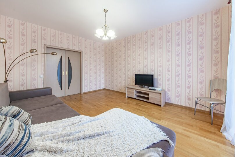 2-комн. квартира, 52 кв.м. на 4 человека, улица Козлова, 8, Минск - Фотография 5