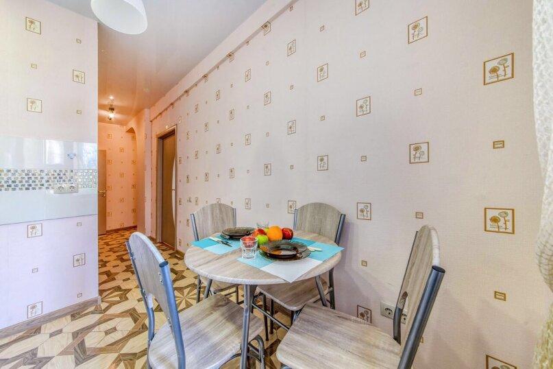 2-комн. квартира, 52 кв.м. на 4 человека, улица Козлова, 8, Минск - Фотография 12