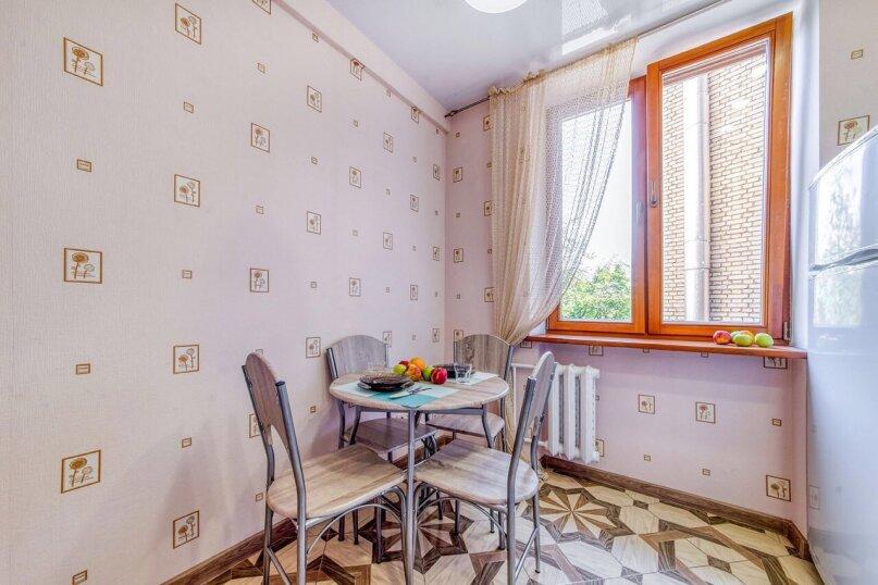 2-комн. квартира, 52 кв.м. на 4 человека, улица Козлова, 8, Минск - Фотография 13