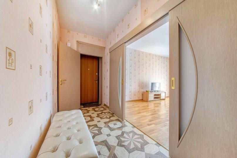 2-комн. квартира, 52 кв.м. на 4 человека, улица Козлова, 8, Минск - Фотография 15