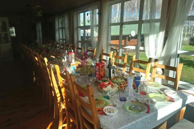 Загородный коттедж , 400 кв.м. на 20 человек, 6 спален, д. Демаки, 12, Нижний Новгород - Фотография 39