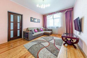 2-комн. квартира, 52 кв.м. на 4 человека, улица Захарова, 24, Минск - Фотография 1