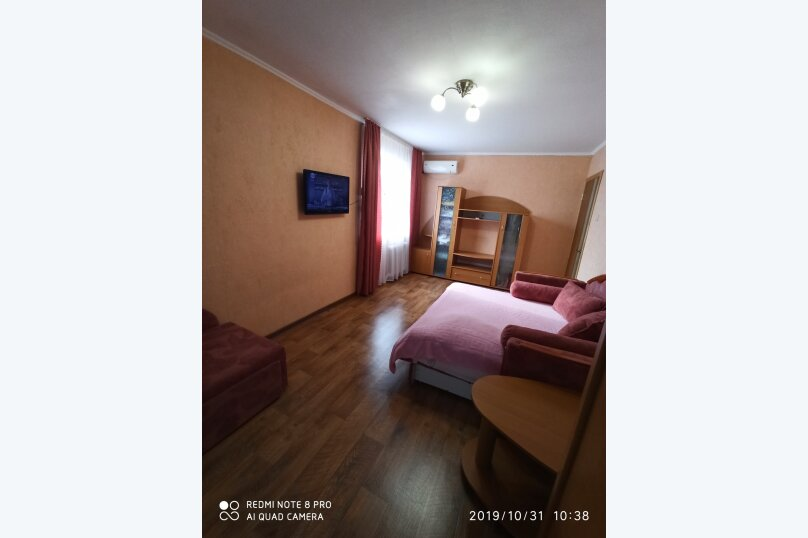 1-комн. квартира, 37 кв.м. на 4 человека, переулок Иванова, 5А, Алушта - Фотография 14