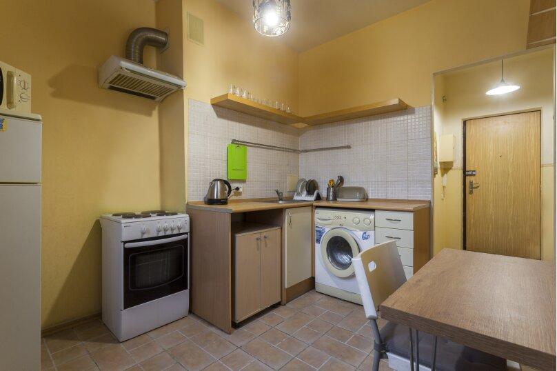 1-комн. квартира, 30 кв.м. на 3 человека, Мытнинская улица, 2, Санкт-Петербург - Фотография 8