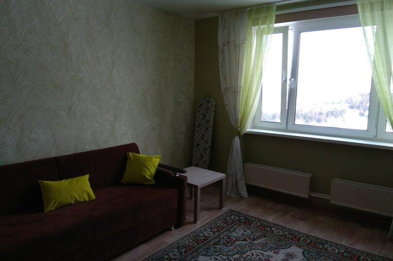 2-комн. квартира, 52 кв.м. на 4 человека, мкрн Д, 2, Пущино - Фотография 7