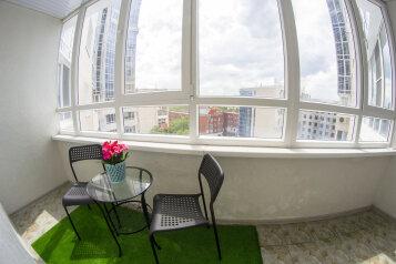 1-комн. квартира, 35 кв.м. на 2 человека, Учебная улица, 20, Омск - Фотография 1