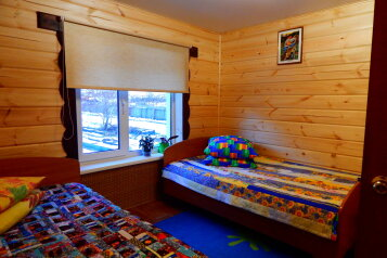 Гостевой дом, 80 кв.м. на 10 человек, 3 спальни, Советская улица, 128, Чемал - Фотография 1