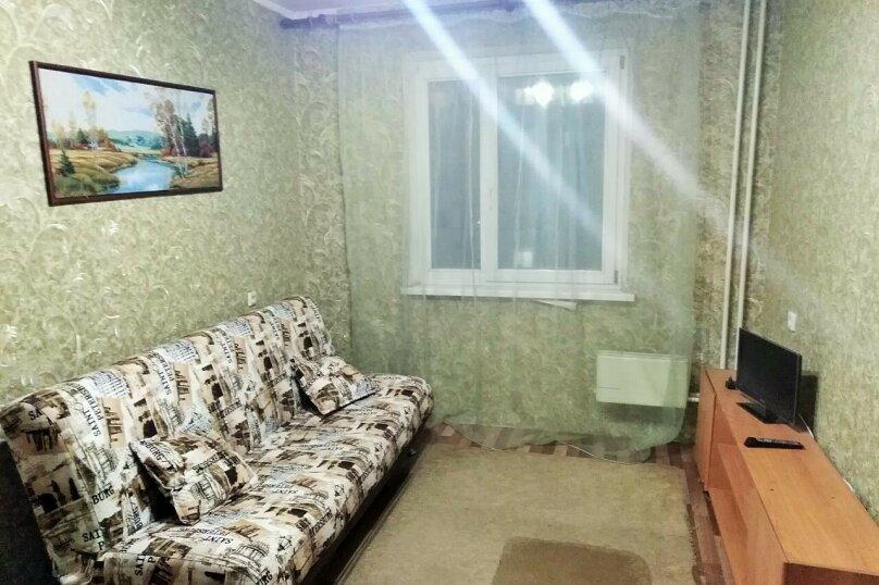 2-комн. квартира, 65 кв.м. на 4 человека, улица 78-й Добровольческой Бригады, 19, Красноярск - Фотография 2