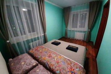 2-комн. квартира, 43 кв.м. на 5 человек, улица Карла Маркса, 90, Красноярск - Фотография 1