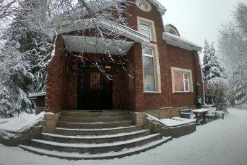Коттедж на р. Оредеж (центр поселка Вырица), 250 кв.м. на 15 человек, 6 спален, Почтовая улица, 8, Вырица - Фотография 1