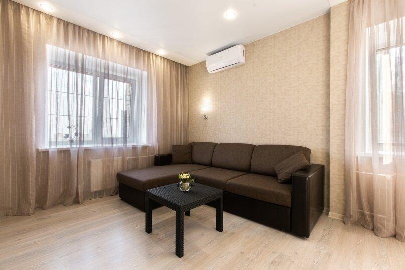 1-комн. квартира, 40 кв.м. на 4 человека, Селенгинская улица, 9, Волгоград - Фотография 7
