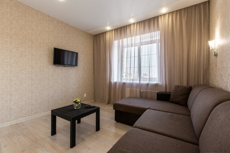 1-комн. квартира, 40 кв.м. на 4 человека, Селенгинская улица, 9, Волгоград - Фотография 8