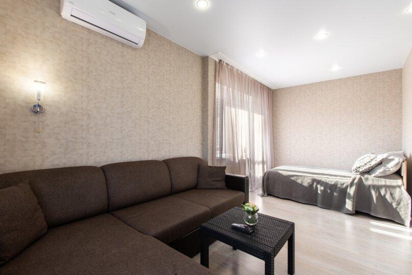 1-комн. квартира, 40 кв.м. на 4 человека, Селенгинская улица, 9, Волгоград - Фотография 10