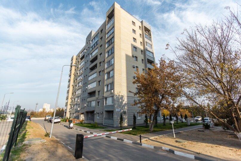 1-комн. квартира, 40 кв.м. на 4 человека, Селенгинская улица, 9, Волгоград - Фотография 15
