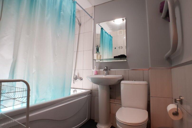 1-комн. квартира, 45 кв.м. на 4 человека, улица Карамзина, 25, Новороссийск - Фотография 14
