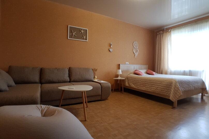 1-комн. квартира, 45 кв.м. на 4 человека, улица Карамзина, 25, Новороссийск - Фотография 16
