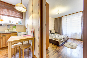 1-комн. квартира, 27 кв.м. на 3 человека, Пулковская улица, 6к2, Санкт-Петербург - Фотография 1