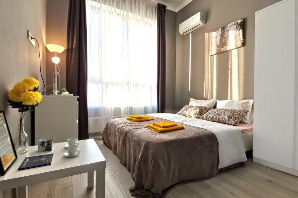 1-комн. квартира, 25 кв.м. на 3 человека, Конгрессная улица, 21, Краснодар - Фотография 1