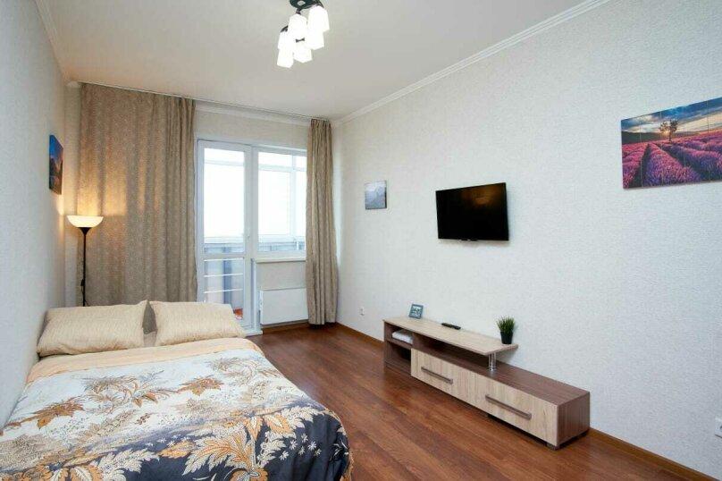 1-комн. квартира, 38 кв.м. на 3 человека, улица Шевченко, 11, Новосибирск - Фотография 2