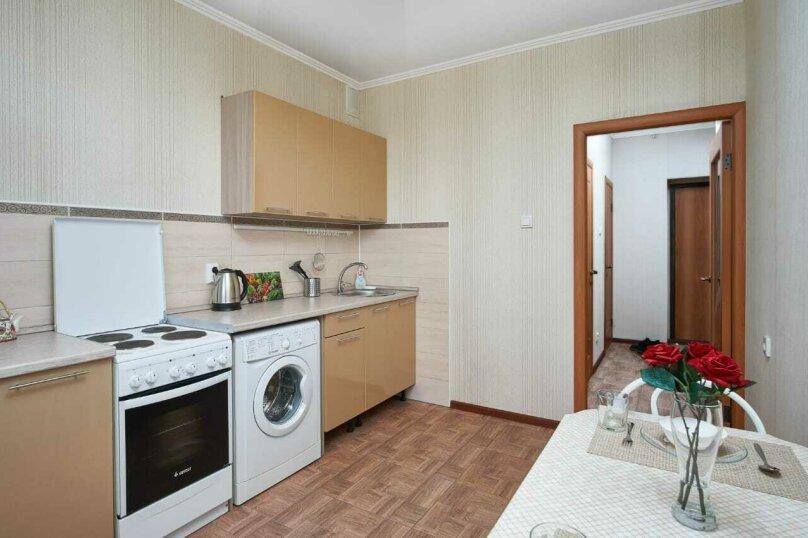 1-комн. квартира, 38 кв.м. на 3 человека, улица Шевченко, 11, Новосибирск - Фотография 6