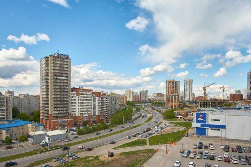 1-комн. квартира, 38 кв.м. на 3 человека, улица Шевченко, 11, Новосибирск - Фотография 11