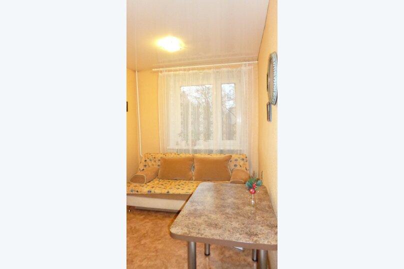 1-комн. квартира, 40 кв.м. на 4 человека, Ленинградская улица, 36, Калининград - Фотография 3