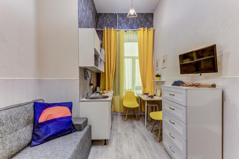 1-комн. квартира, 16 кв.м. на 4 человека, Моховая улица, 32, Санкт-Петербург - Фотография 1