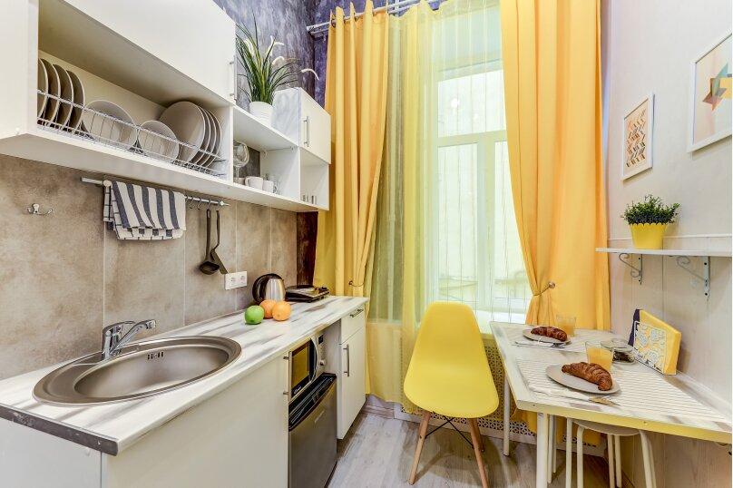 1-комн. квартира, 16 кв.м. на 4 человека, Моховая улица, 32, Санкт-Петербург - Фотография 2