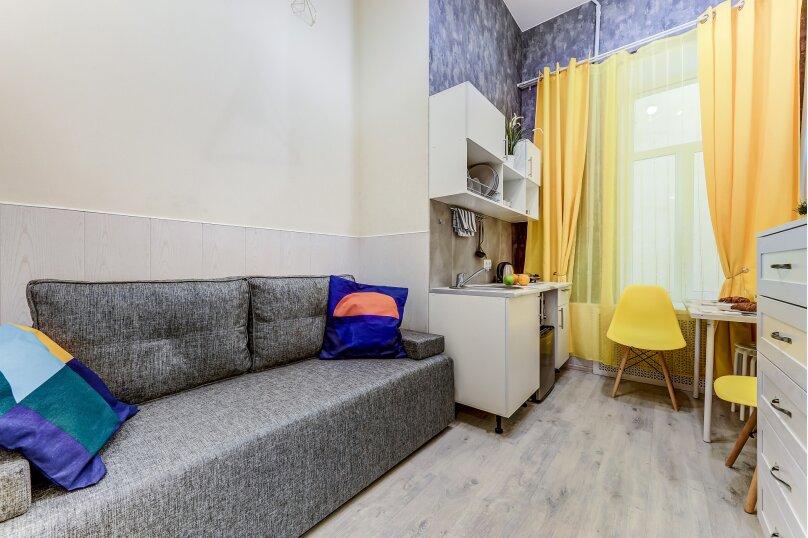 1-комн. квартира, 16 кв.м. на 4 человека, Моховая улица, 32, Санкт-Петербург - Фотография 3