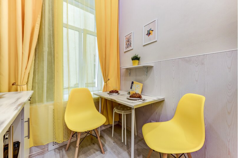 1-комн. квартира, 16 кв.м. на 4 человека, Моховая улица, 32, Санкт-Петербург - Фотография 4