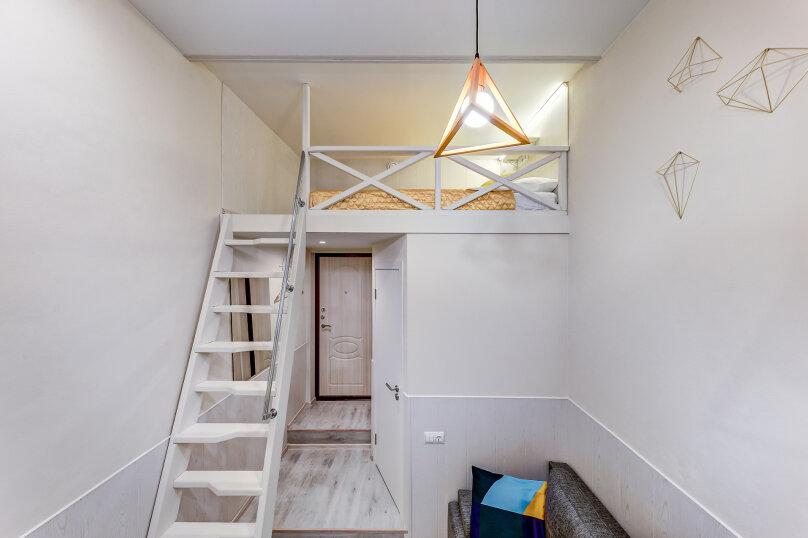 1-комн. квартира, 16 кв.м. на 4 человека, Моховая улица, 32, Санкт-Петербург - Фотография 10