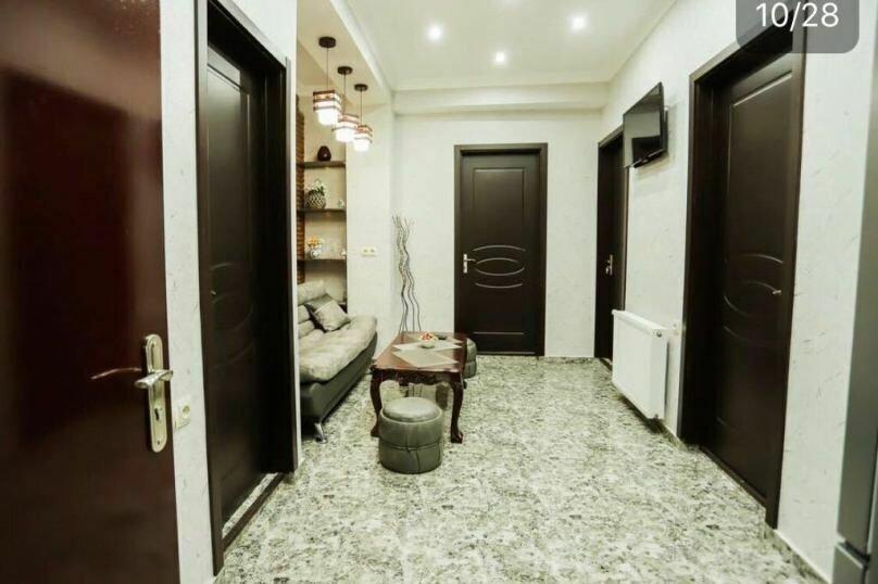 3-комн. квартира, 90 кв.м. на 6 человек, Авлабари, улица Владимира Месхишвили, 12, Тбилиси - Фотография 11