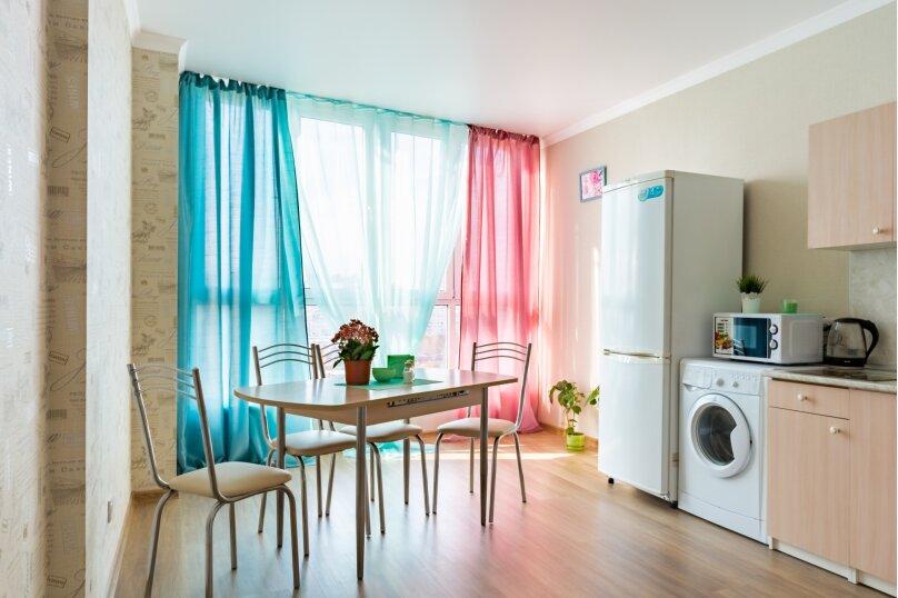 1-комн. квартира, 42 кв.м. на 4 человека, Восточно-Кругликовская улица, 42/3к2, Краснодар - Фотография 10