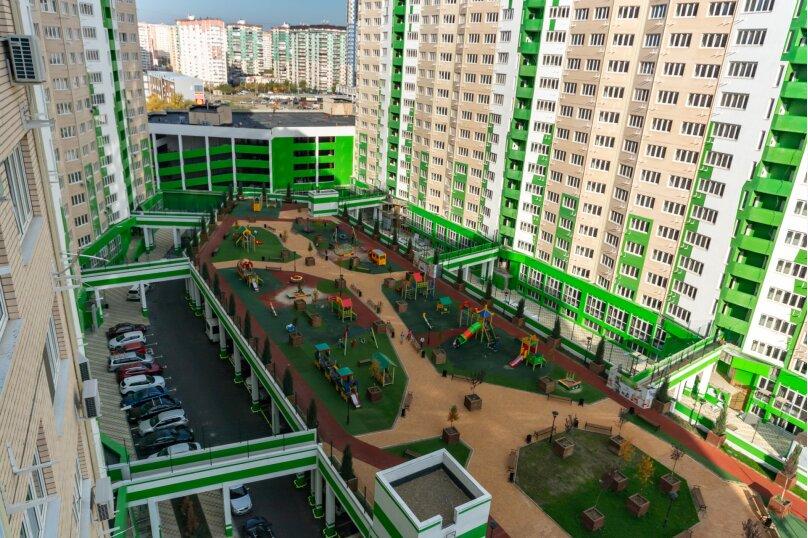1-комн. квартира, 42 кв.м. на 4 человека, Восточно-Кругликовская улица, 42/3к2, Краснодар - Фотография 16