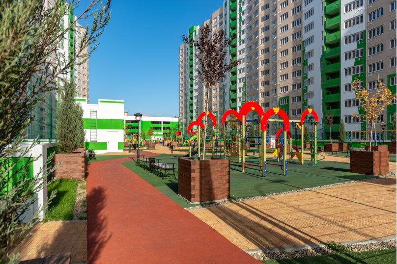1-комн. квартира, 42 кв.м. на 4 человека, Восточно-Кругликовская улица, 42/3к2, Краснодар - Фотография 18