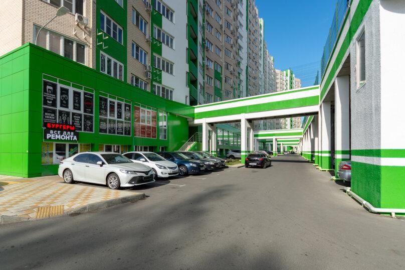 1-комн. квартира, 42 кв.м. на 4 человека, Восточно-Кругликовская улица, 42/3к2, Краснодар - Фотография 21