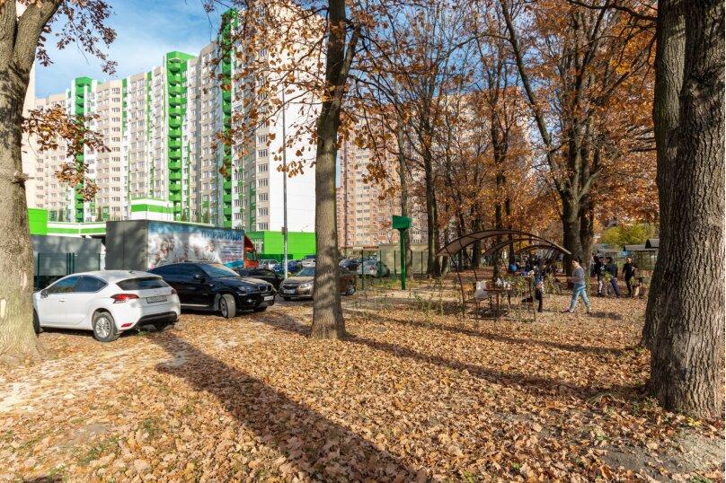 1-комн. квартира, 42 кв.м. на 4 человека, Восточно-Кругликовская улица, 42/3к2, Краснодар - Фотография 23