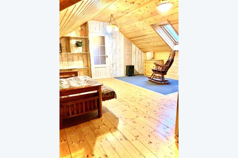 Гостевой дом  на берегу Финского залива, 150 кв.м. на 6 человек, 4 спальни, пос. Глебычево, ул.Школьная , 5, поселок Глебычево - Фотография 31