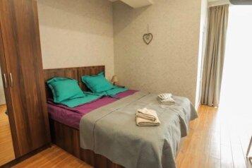 3-комн. квартира, 90 кв.м. на 6 человек, Авлабари, улица Владимира Месхишвили, 12, Тбилиси - Фотография 1