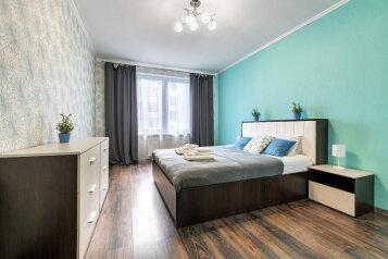 2-комн. квартира, 62 кв.м. на 5 человек, Кременчугская улица, 19к3, Санкт-Петербург - Фотография 1